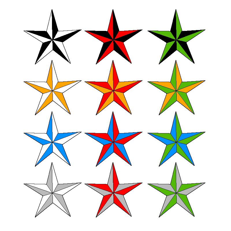 20 nautical star tattoos designs. Black Bedroom Furniture Sets. Home Design Ideas