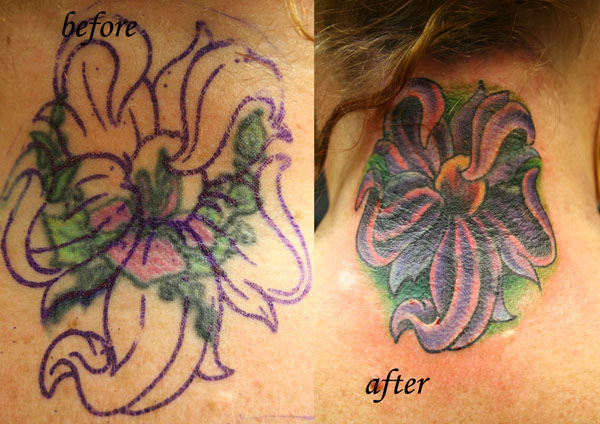 45 unique lily cover up tattoos for Cool cover up tattoos