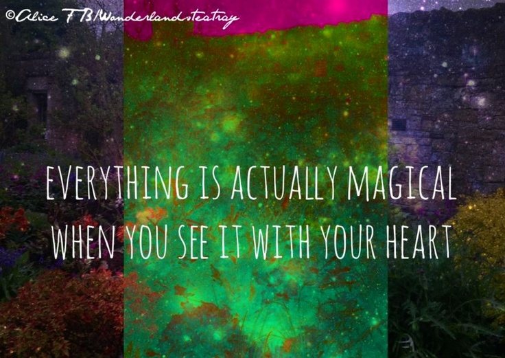 60 Best Magic Quotes And Sayings Custom Magical Quotes