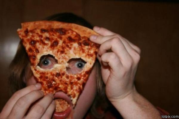 50 most funniest pizza pictures that will make you smile
