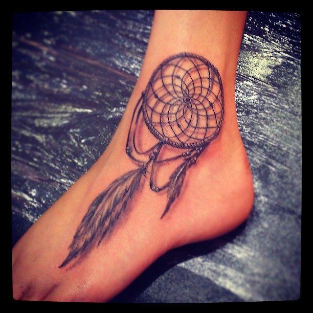 21 nice dreamcatcher tattoos designs