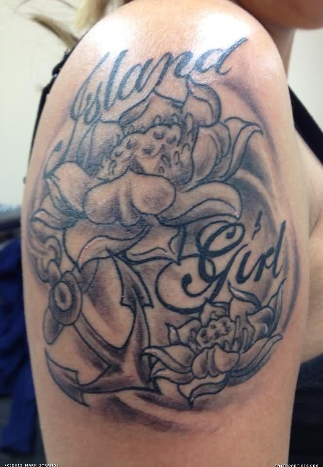 42+ Black & Grey Lotus Tattoos & Designs