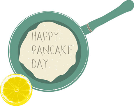 Happy Pancake Day Picture