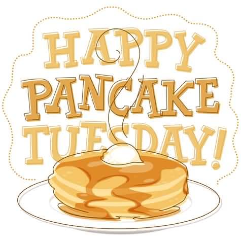Happy Pancake Tuesday