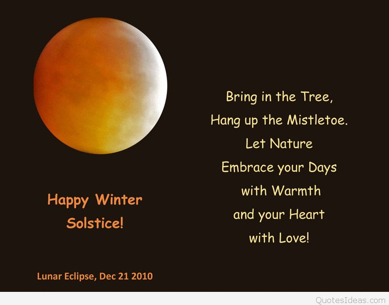 Happy winter solstice wishes picture m4hsunfo