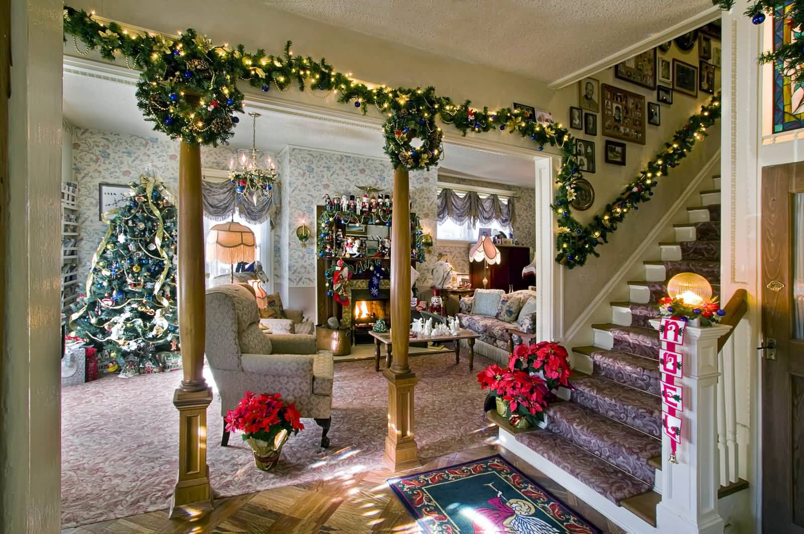 Home Interior Decoration For Christmas