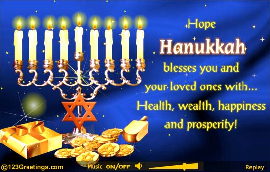 65 beautiful hanukkah greeting pictures hope hanukkah blesses you and your loved ones with health wealth happiness and prosperity m4hsunfo