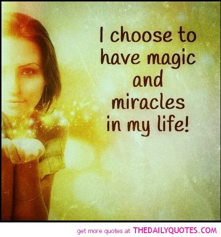 63 Best Magic Quotes And Sayings