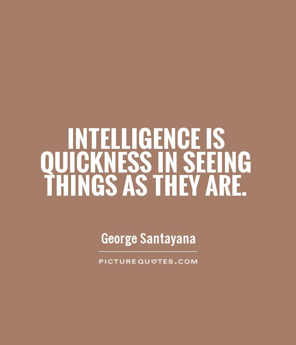 Genial 62 Most Amazing Intelligence Quotes For Inspiration