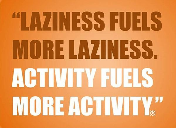 Image result for laziness quotes