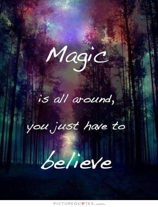 Magic Quotes | 63 Best Magic Quotes And Sayings