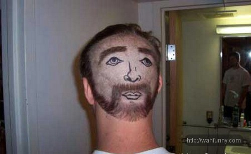 Weird Facial Hair Styles: 50 Very Funny Haircut Pictures That Will Make You Laugh