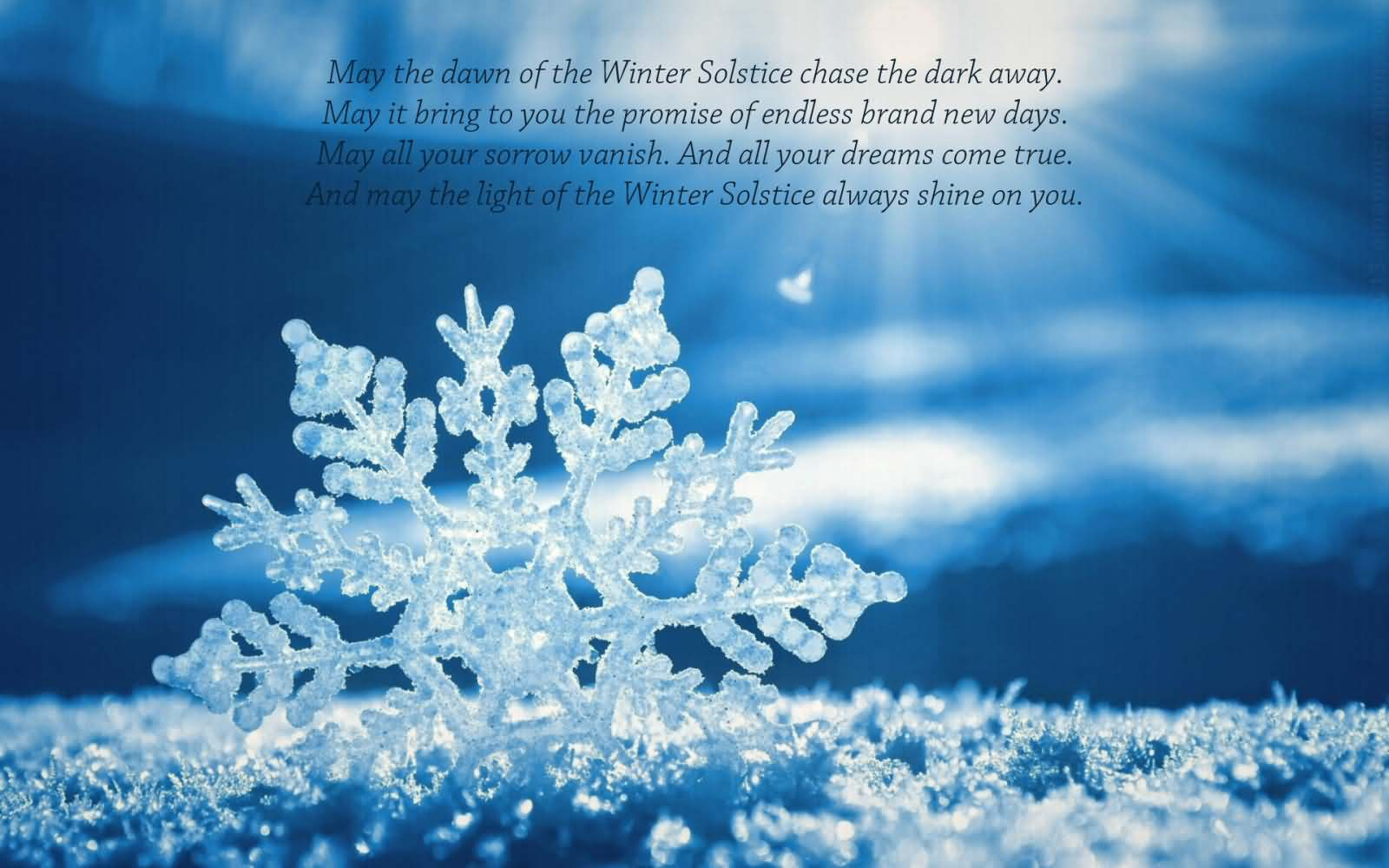 Image result for chasing away the dark winter quotes