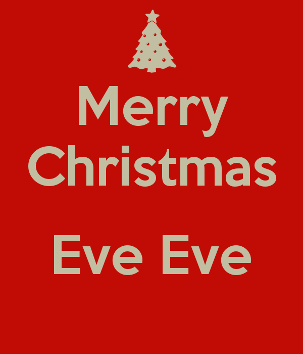 36+ Adorable Christmas Eve Greeting Pictures And Photos