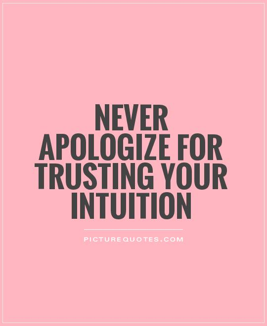61 Most Beautiful Intuition Quotes And Sayings