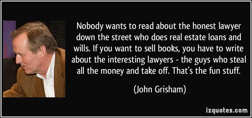 Do lawyers write a lot