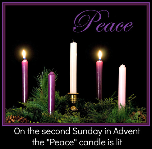 advent candles beautiful worship - photo #38