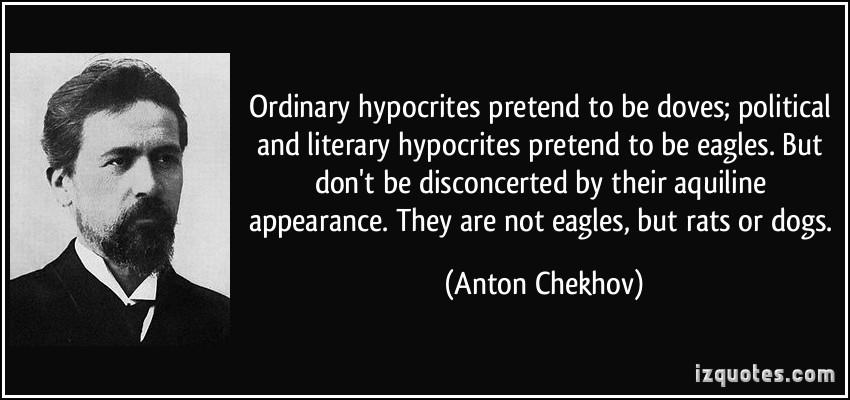 Hypocrites the movie