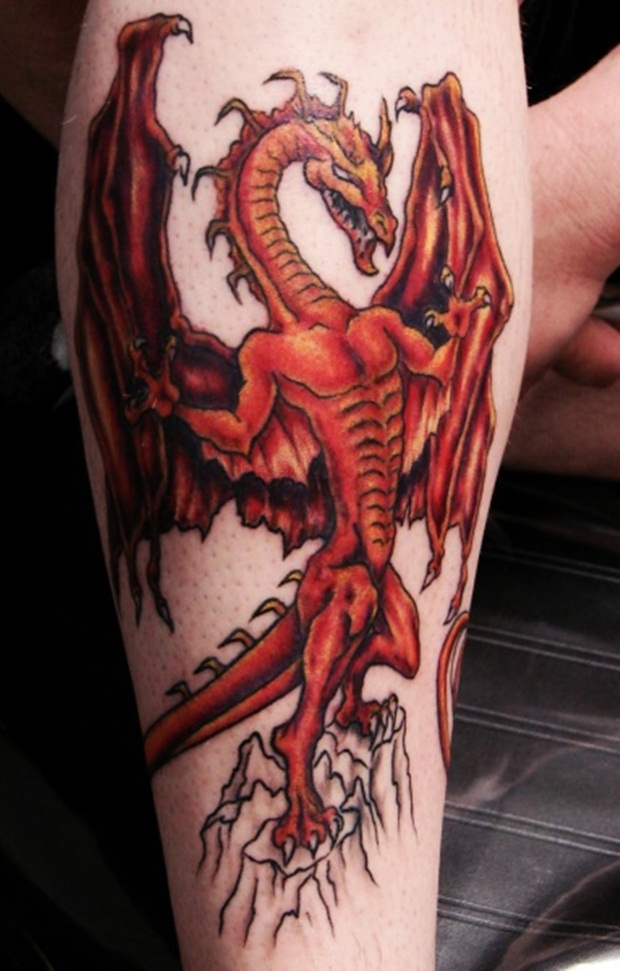 60 Best Dragon Tattoos Collection