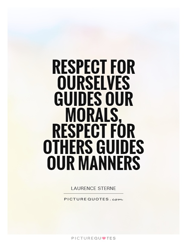 63 Best Manners Quotes And Sayings