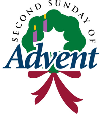 Advent 2nd. Second sunday of wreath