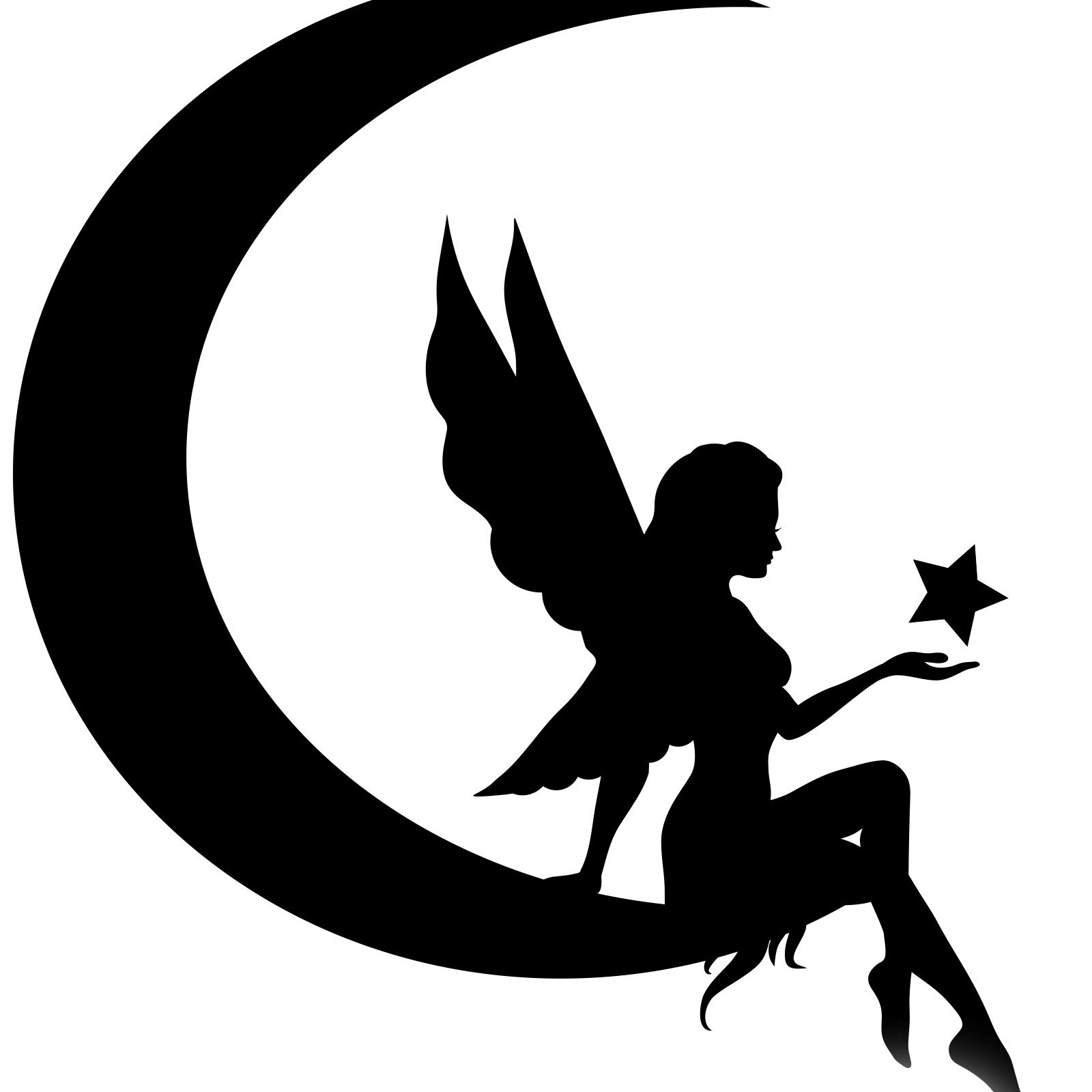Moon And Star Tattoo Designs - Tattoo Collections