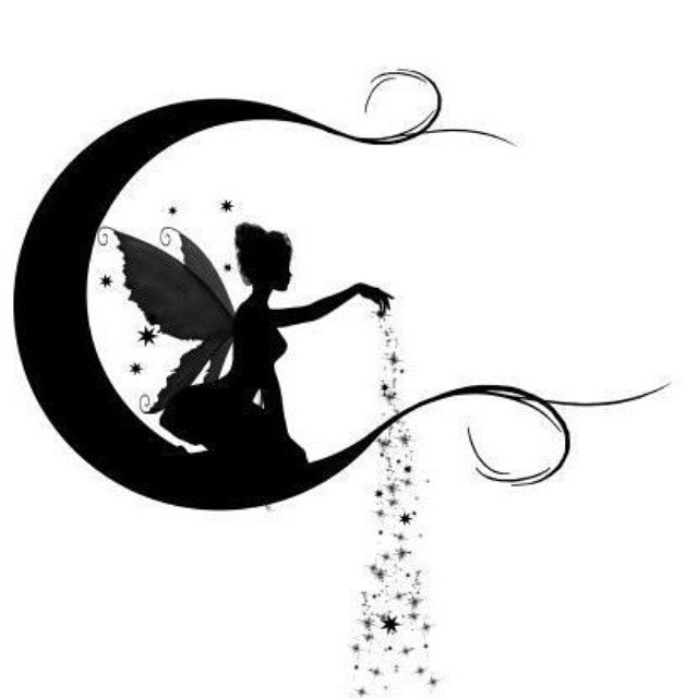 55 Silhouette Fairy Tattoos Collection