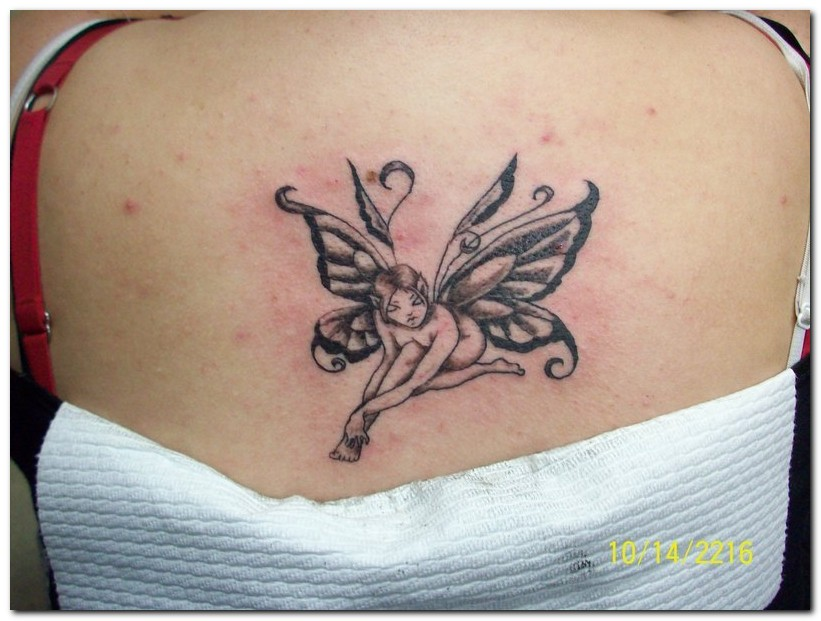 42+ Small Fairy Tattoos Collection
