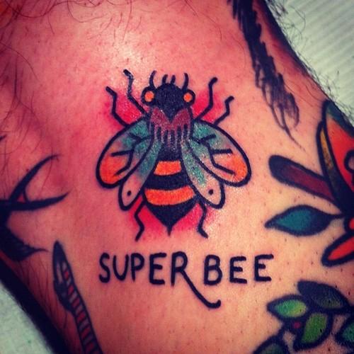 Method man killer bee tattoo - photo#35
