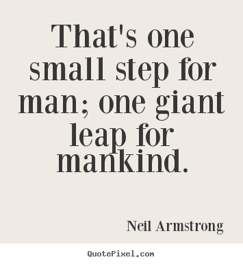 neil armstrong mankind quote - photo #10