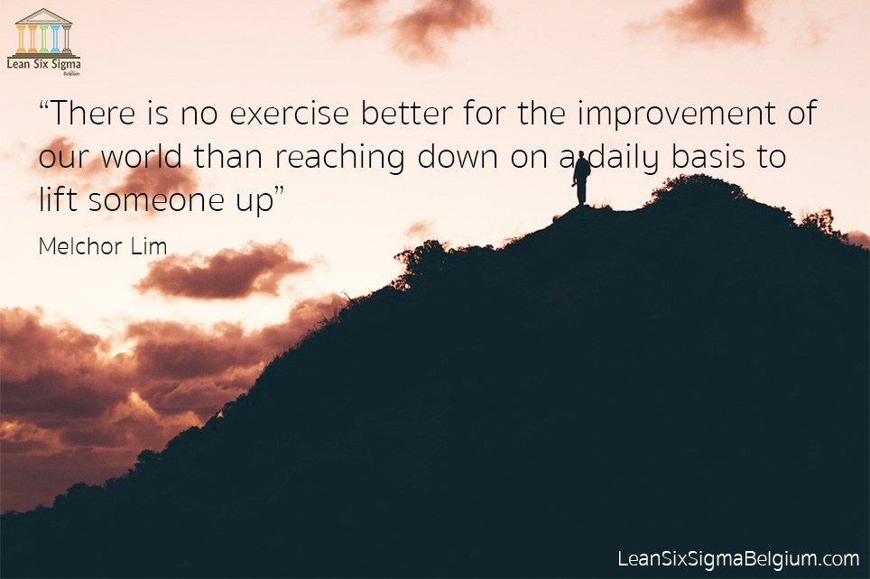 Jewish Quote Of The Day There Is No Better Exercise For: 62 Top Improvement Quotes And Sayings