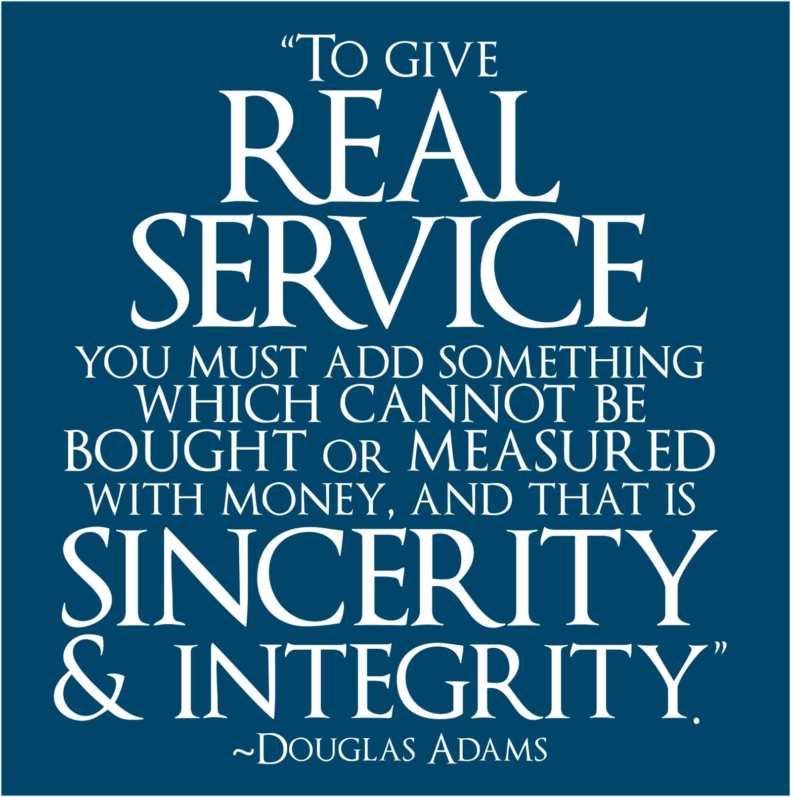 62 Most Beautiful Integrity Quotes And Sayings