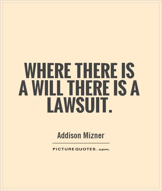 64 Great Lawyer Quotes And Sayings