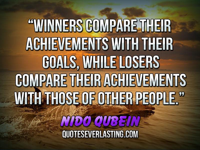 63+ Best Losers Quotes And Sayings