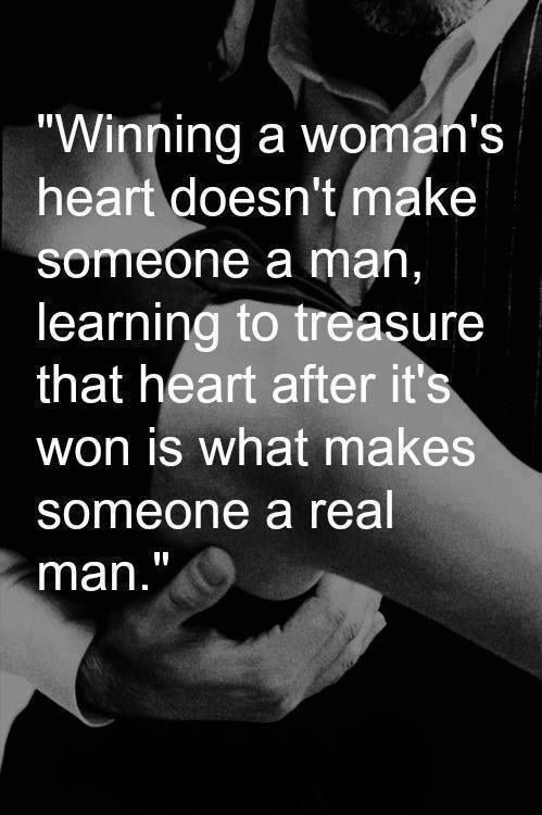 61 Beautiful Man Quotes And Sayings