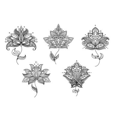 simple mandala tattoo tattoo collections