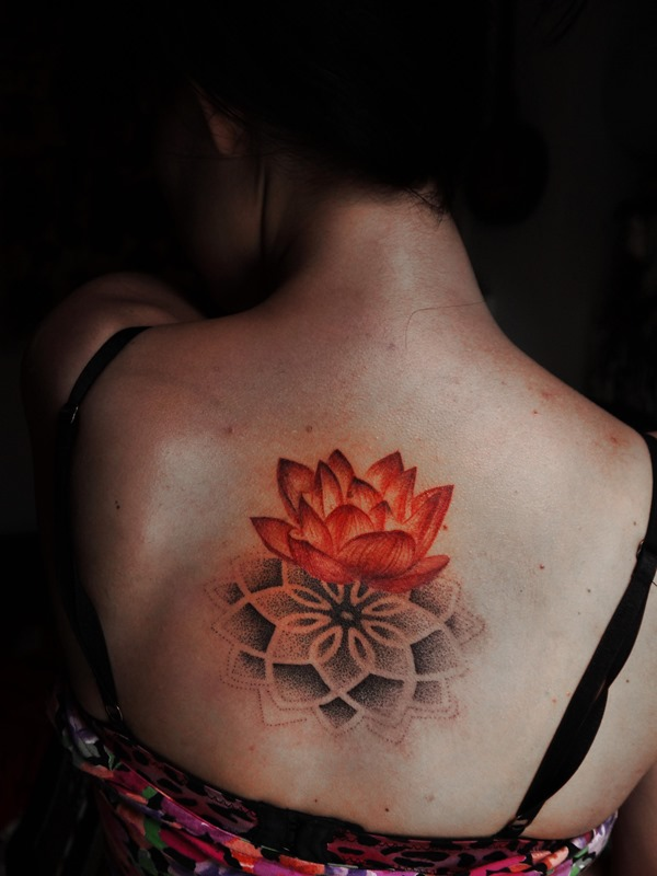 91b80b94b Lotus Tattoo Inspiration – pictures on skin – TEMPTOO – Temporary Tattoo