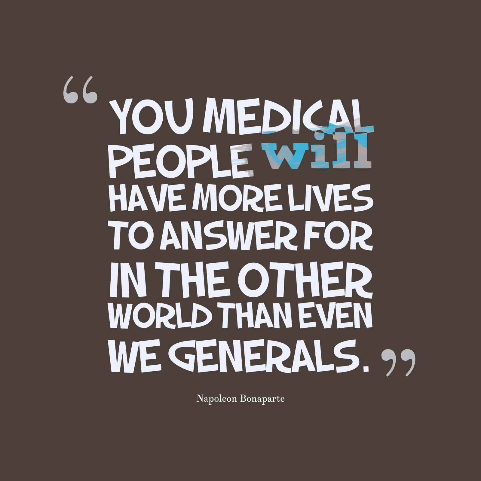 64 Best Medicine Quotes And Sayings