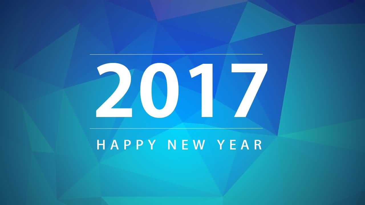 2017 happy new year wishes picture