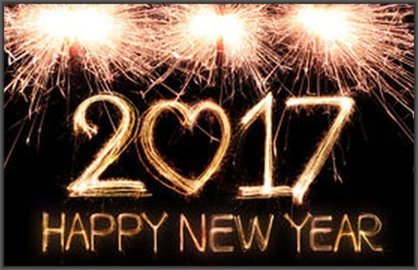 time to celebrate new year 2017 with sending new year quotes and wishes
