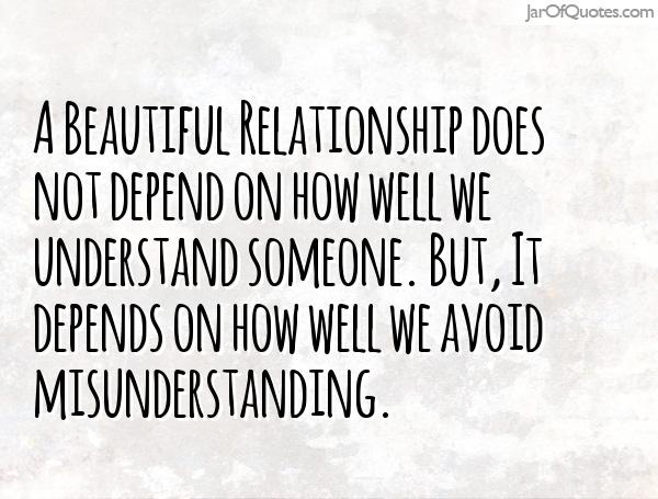 62 All Time Best Misunderstanding Quotes And Sayings