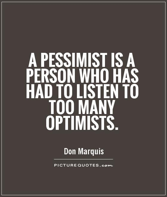 Image result for what is pessimism