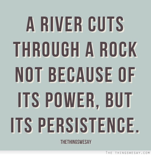 Persistence Motivational Quotes: 65 Best Persistence Quotes And Sayings