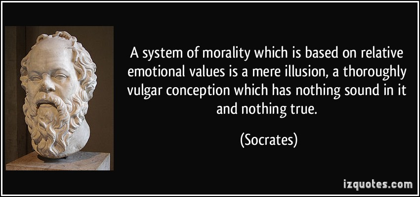 morality is an important comparable process essay