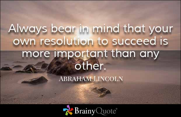 is it always important to succeed Success takes willpower, intelligence, determination, and grit but more than anything else, it requires failure use this is an opportunity to reassess your relationship to the true key to success that so many people fear.