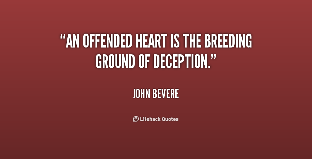 64 Best Offended Quotes And Sayings