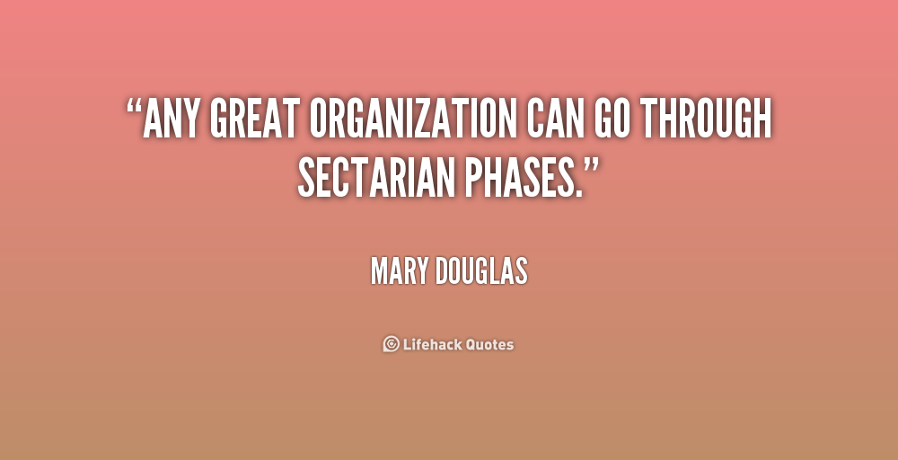 great organizational skills