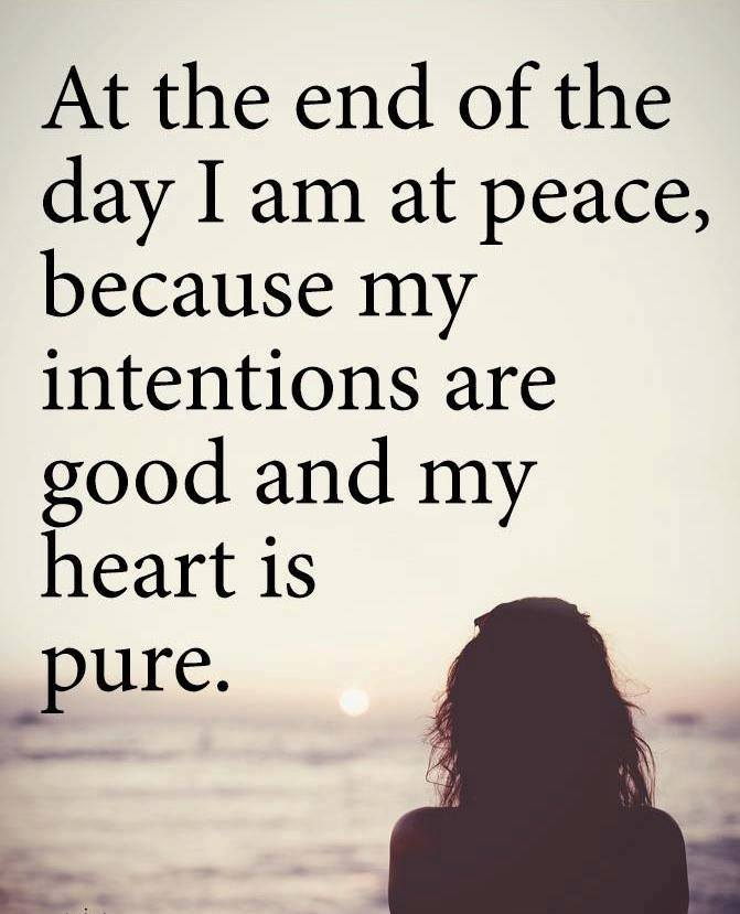 Quote About Peace And Love Alluring 64 Best Peace Of Mind Quotes And Sayings