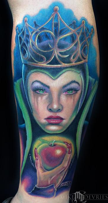 30 Amazing Evil Tattoo Designs