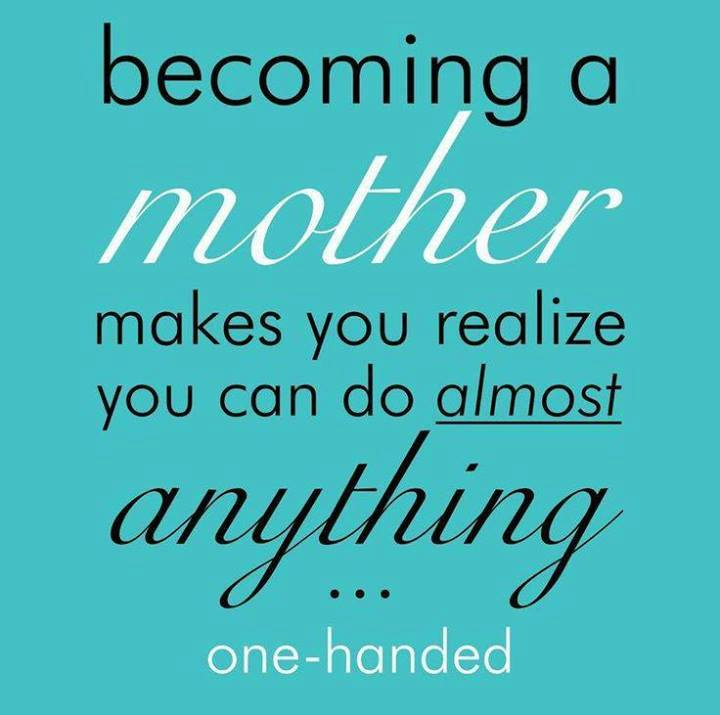 Being A Mom Quotes And Sayings 13299 Loadtve